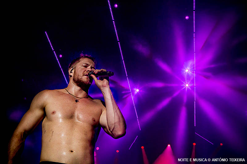 Imagine Dragons - Altice Arena 2018