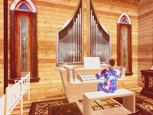 Church Sanctuary - Sacred Keys of Truth