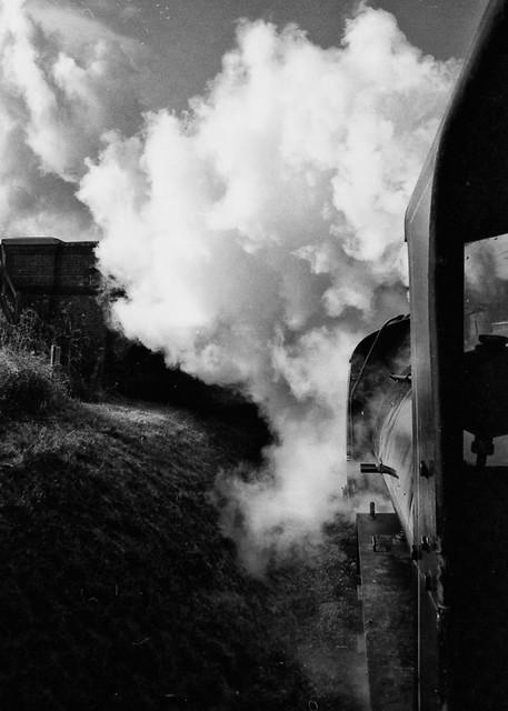 North Norfolk Railway (01) B&W