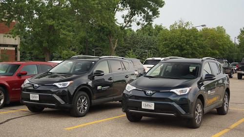 2018 Toyota Rav4 Hybrid X2 Photo