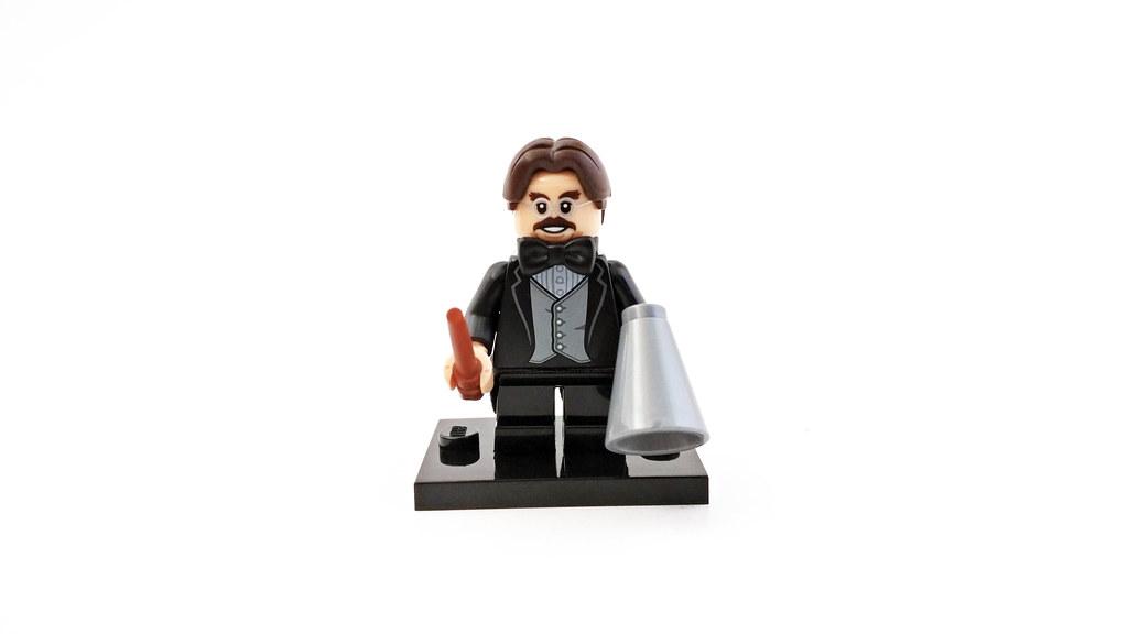 PROFESSOR FLITWICK Mini Figure New 71022 LEGO Harry Potter /& Fantastic Beasts