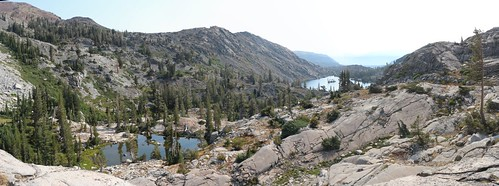 0361 Looking east toward Heather Lake from the junction of the PCT and Rubicon Trail near Lake Aloha | by _JFR_