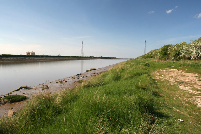 The River Great Ouse, Kings Lynn