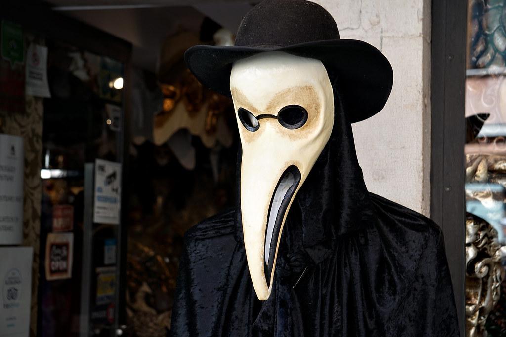 plague doctor | Davide Alberani | Flickr