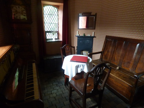 Toll House - Conwy Suspension Bridge - The Parlour
