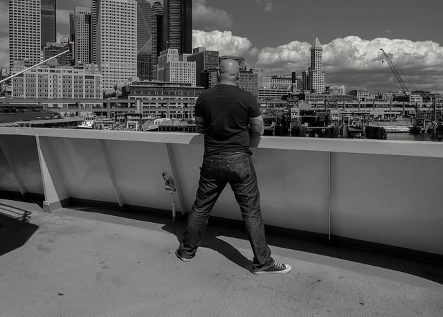 Wandering In Seattle: July 8-12, 2018