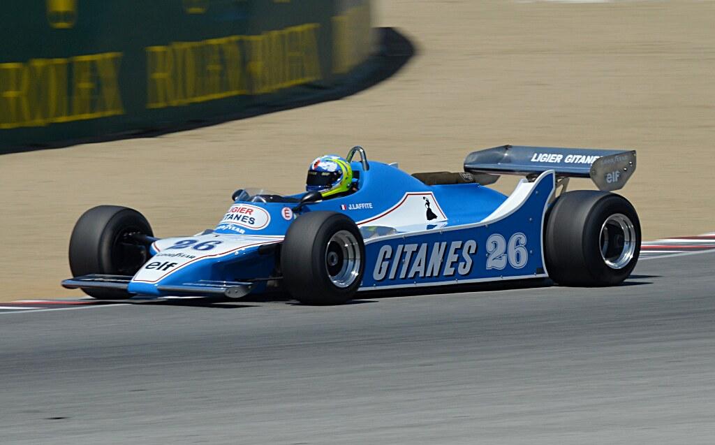 Equipe Ligier Background 7