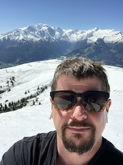 Schmittenhöhe selfie