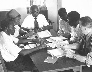 Lawrence Horst colleagues Ghana