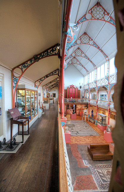 Upper Gallery, Dorset County Museum