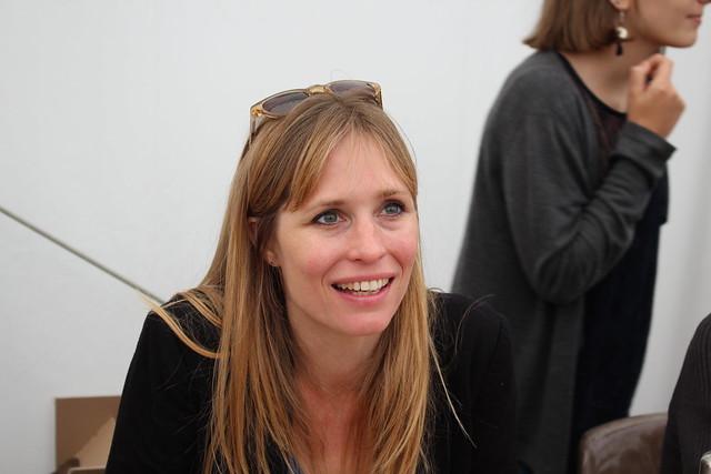 Adeline Dieudonné - Le Livre sur la Place de Nancy 2018