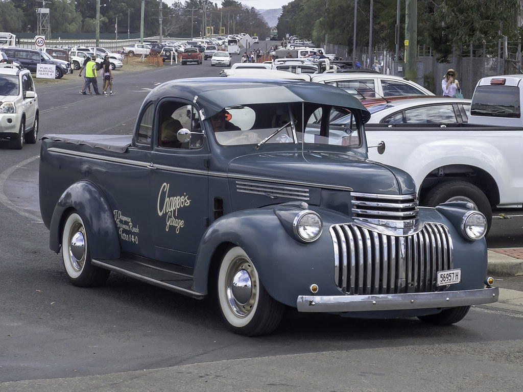 1946 Chevrolet Coupe Utility / Pickup