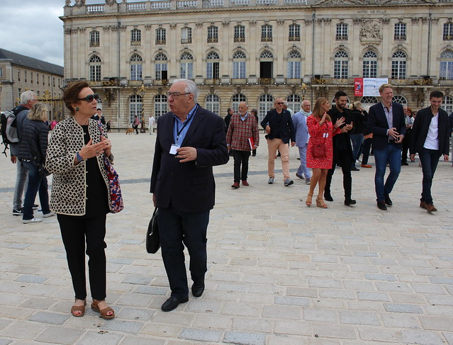 Paule Constant et Didier Decoin - Le Livre sur la Place 2018 à Nancy