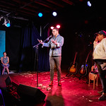 Wed, 05/09/2018 - 1:19am - Amos Lee performs an FUV Live session at the McKittrick Hotel in New York City, 9/4/18. Hosted by Rita Houston. Photo by Gus Philippas/WFUV