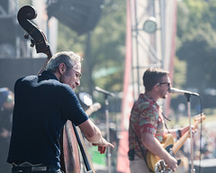 JD McPherson en Riot Fest Chicago 2018
