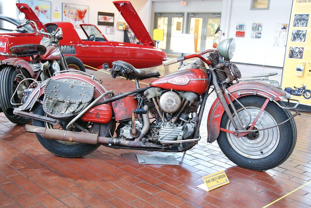 Nashville Harley Davidson >> Harley Davidson 1946 In Nashville Tn 11 6 2018 1417 Flickr
