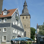 Turm der ehemaligen Johanniskirche