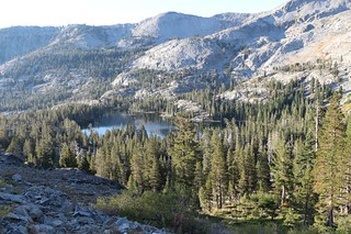 3139 We get a view of Tamarack Lake in the morning sunlight from the PCT | by _JFR_