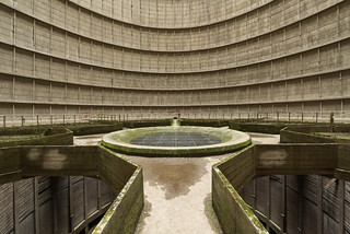 Powerplant IM Belgium - Cooling tower