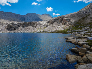 Lake 11,773 and Junction Pass | by snackronym