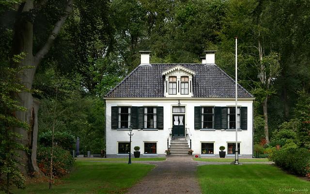 Drenthe: Frederiksoord, Huis Westerbeek