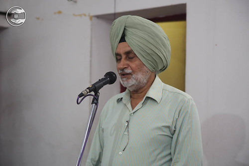 Col. C.S. Toor, expresses his views