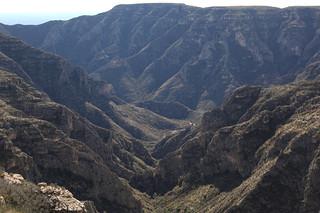 Look S at opposing ridge hike-1029 | by BrasherM