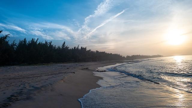 Hồ Tràm - Sunrise