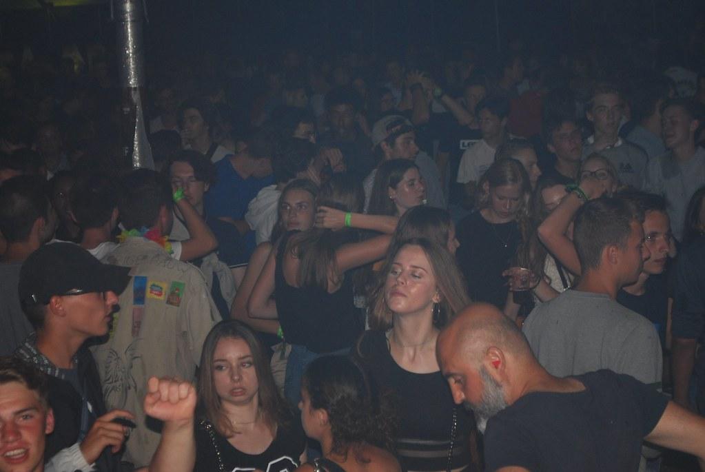 Publiek van Hasta Bañana 2018