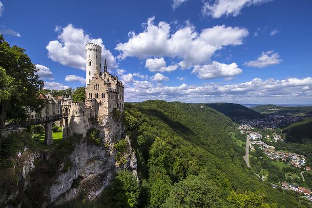 Castle Lichtenstein - Germany