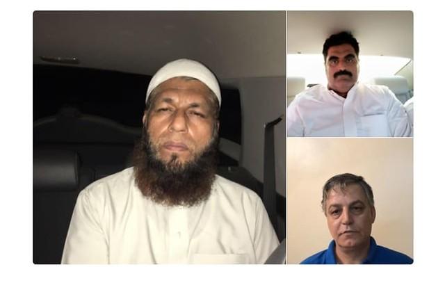 4662 3 Saudis arrested for sending gitfs of King Salman to Kuwaiti Celebrity 03