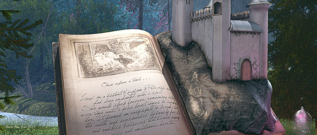 Storybook Forest - Sept 2018 | SLurl: maps secondlife com/se… | Flickr