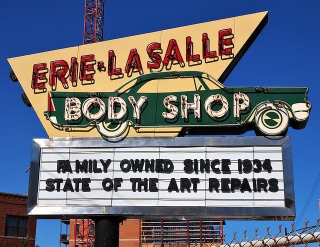 Erie-LaSalle Body Shop