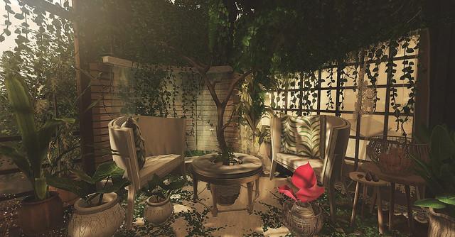 Tree house tropics...