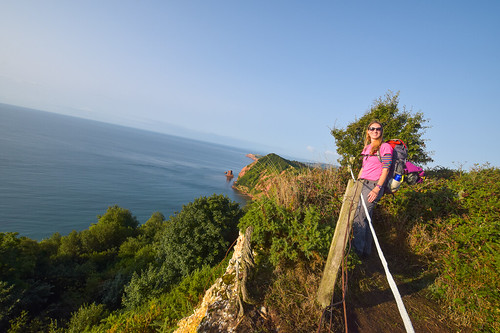 Jurassic Coast - top hikes in the UK   by www.beckythetraveller.com