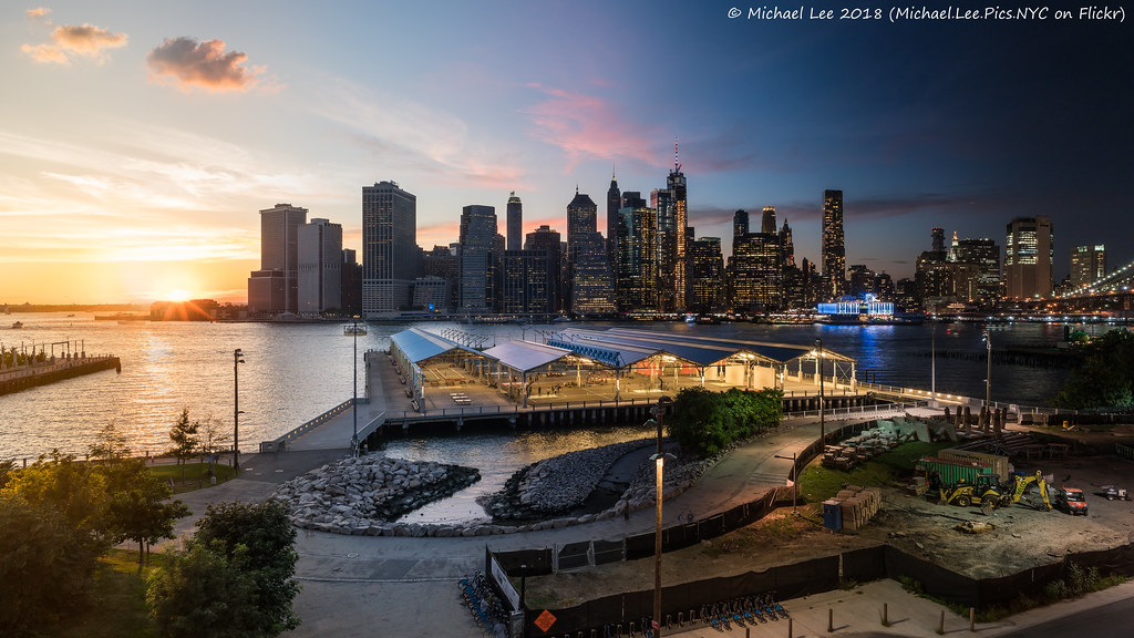 East River Day To Night Time Lapse Photo 20180830 Dsc0791
