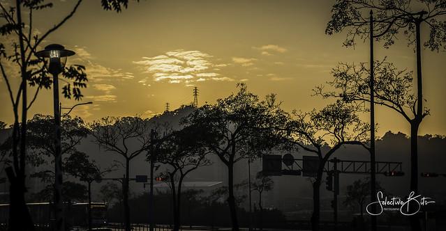Maokong Sunset
