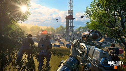 Call of Duty: Black Ops 4 – Blackout | by PlayStation.Blog