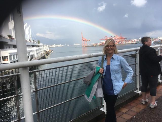 She's a Rainbow!
