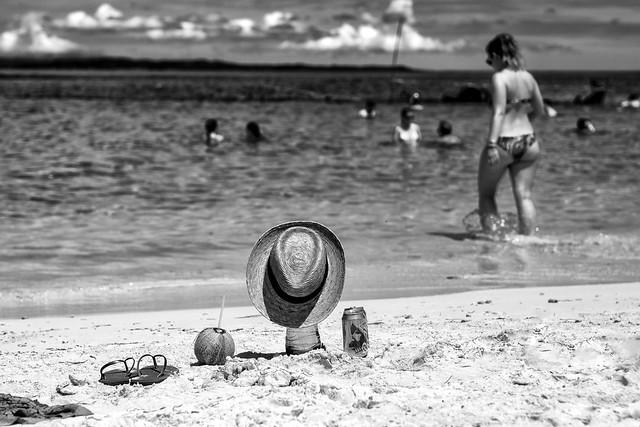 The beach life (Panama)