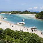 川平湾、石垣島、沖縄、日本 – Kabira Bay, Ishigaki Island, Okinawa, Japan 2018.05.02