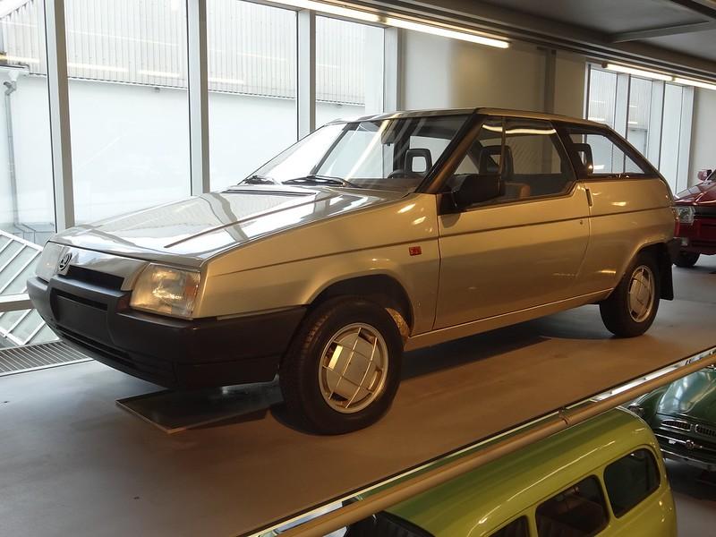 1987 Škoda Favorit Coupé Prototype