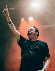 Atmosphere en Riot Fest de Chicago 2018