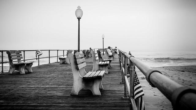 Ocean Grove pier #2 (Ocean Grove, NJ)