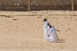 Returning from the Mosque, Dakar | by Geraint Rowland Photography