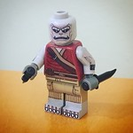 Minifig-a-Day #495: Rukh (Legends)