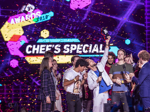 beste live act, 3FM Awards 2018 Chef'Special