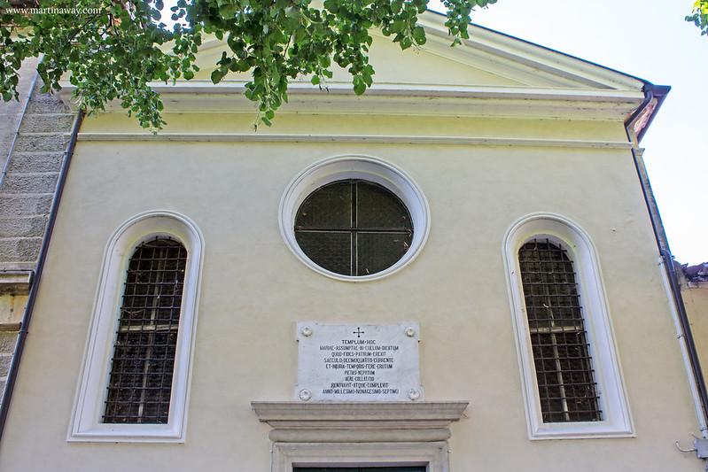 Chiesa di San Rocco, Portobuffolè