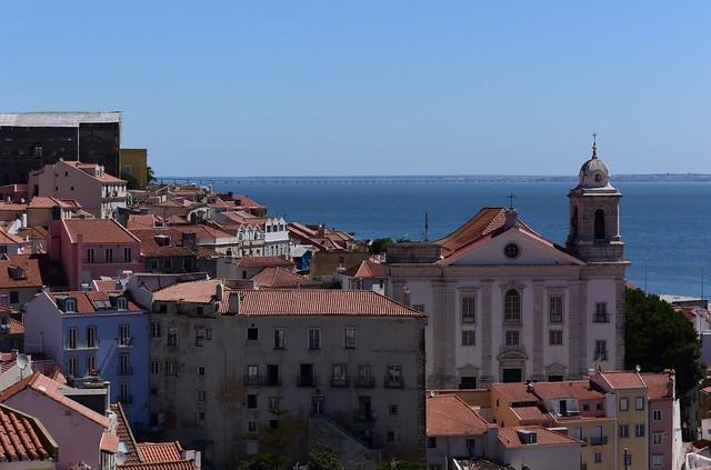 Lisboa, Portugal, August, 2018 889