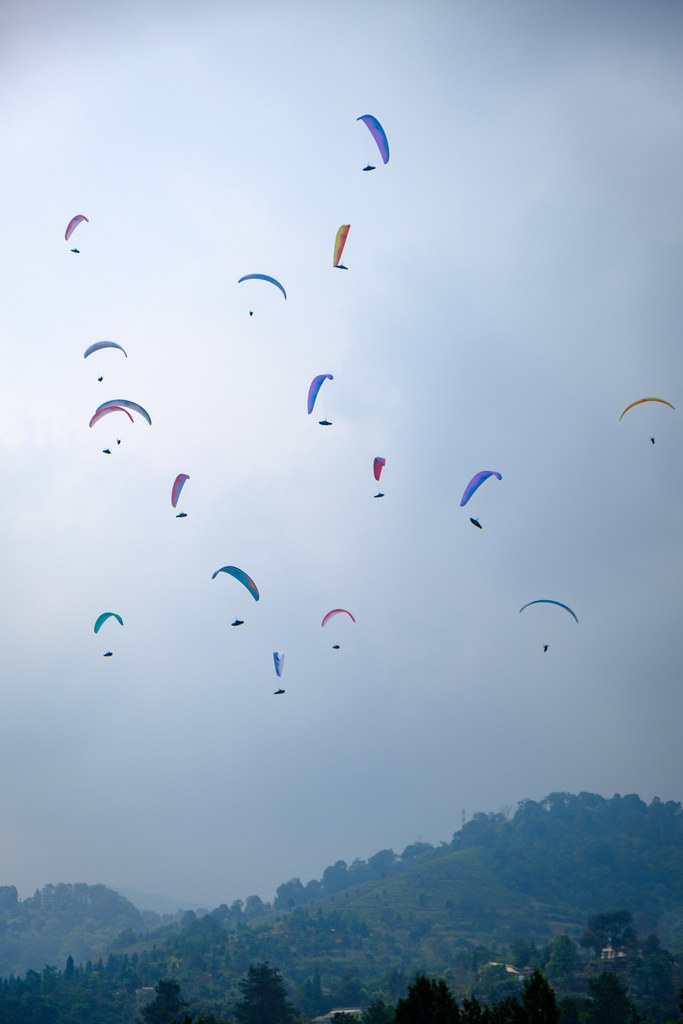 Asian Games 2018 - Paragliding XC | Round 2 - 26 August 2018… | Flickr